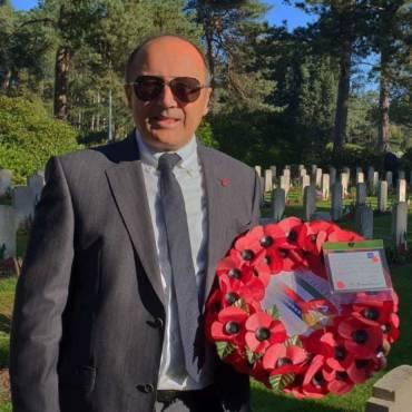 Commemorazione dei caduti Italiani del 2018