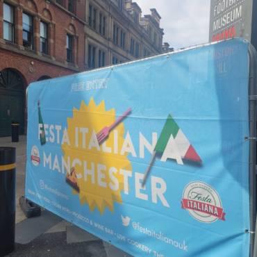 Festa Italiana a Manchester – Agosto 2021